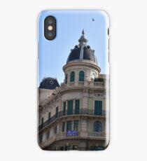 Barcelona Buildings iPhone Case/Skin