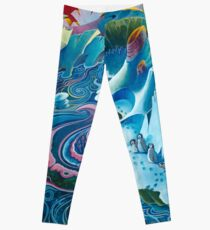Endeavour Leggings