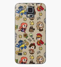 The Eleventh Dr Case/Skin for Samsung Galaxy