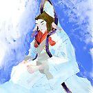 The Grand Guru by mooniewhat