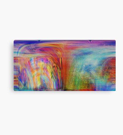A well of joy Canvas Print