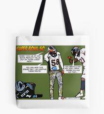 Super Bowl Tote Bag