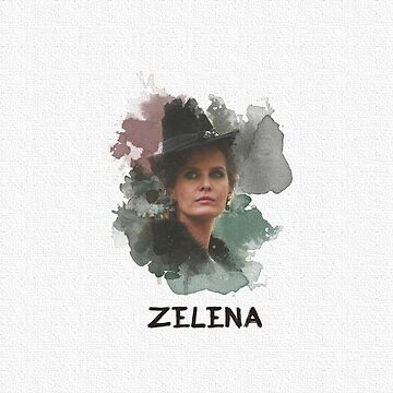 Zelena - Wicked Witch - OUAT by kirtash1