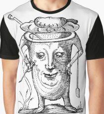 Droll Dreams of Pantagruel Plate 15 Graphic T-Shirt