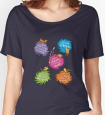 Unless The Lorax Dr Seuss Women's Relaxed Fit T-Shirt