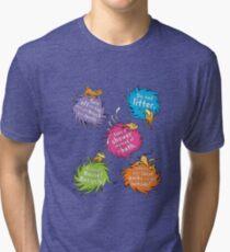 Unless The Lorax Dr Seuss Tri-blend T-Shirt