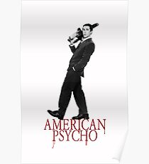 American Psycho Unofficial Poster