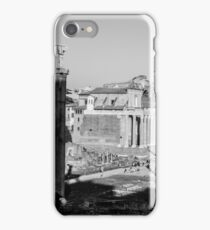 Traces of History iPhone Case/Skin