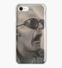 Great Scott iPhone Case/Skin