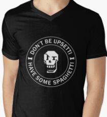 Undertale  Men's V-Neck T-Shirt