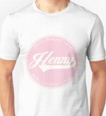 STACY LAYNE MATTHEWS: HENNY Slim Fit T-Shirt