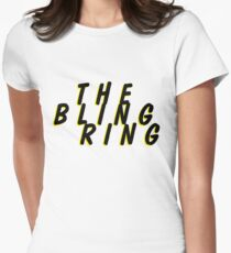 THE BLING RING Womens Fitted T-Shirt