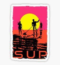 SUP Sticker