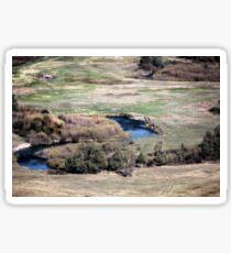 Flathead River 3 Sticker