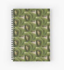 Kiwifruit Spiral Notebook