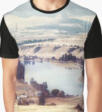 Another Flathead River Image Graphic T-Shirt