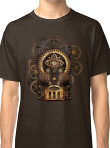 Infernal Steampunk Vintage Machine #2B Classic T-Shirt
