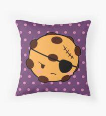 Tough cookie Throw Pillow