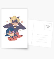 Miraculous Victory! Postcards