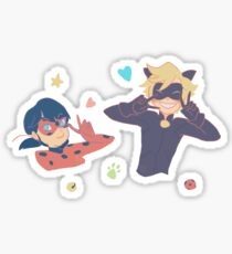 Miraculous Victory! Sticker