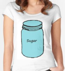 Sugar Jar  Women's Fitted Scoop T-Shirt