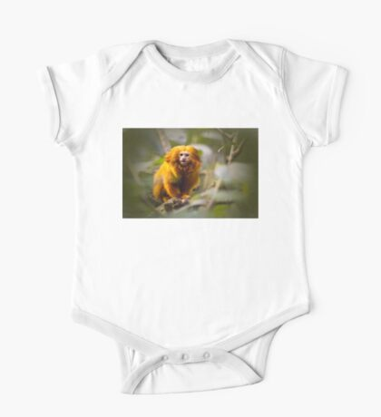 Golden Lion Tamarin Kids Clothes