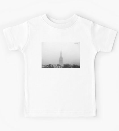 Chalmers Wesley United Church Black and White Kids Clothes