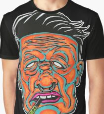 Johnny Vapor Graphic T-Shirt