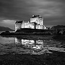 Late evening light on Eilean Donan Castle by Martin Lawrence