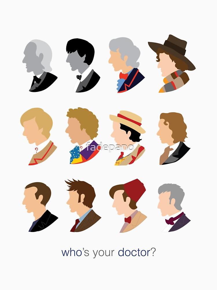 Wer ist dein Doktor? von fadepano