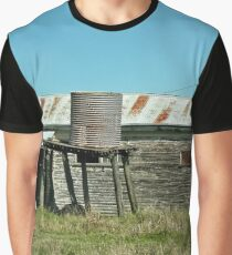 Abandoned Farm Graphic T-Shirt