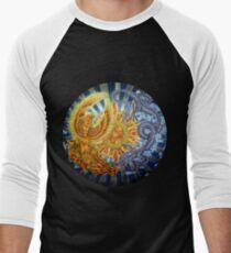 Chinese Phoenix and Dragon Mandala T-Shirt