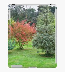 Leith Hall Gardens 2 (Huntly, Aberdeenshire, Scotland) iPad Case/Skin