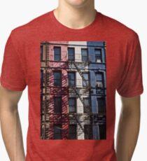 facade Tri-blend T-Shirt