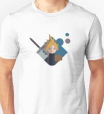 Cloud FF Logo Unisex T-Shirt