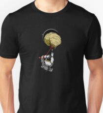 Anomaly & Astronaut - Space Maggot (OUTside) Unisex T-Shirt