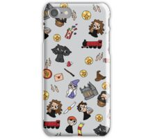 Sorcerer's Bits iPhone Case/Skin