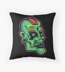 Dwayne - Die Cut Version Throw Pillow