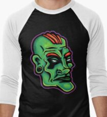 Dwayne - Die Cut Version Men's Baseball ¾ T-Shirt