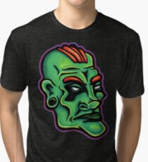 Dwayne - Die Cut Version Tri-blend T-Shirt