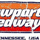 2016 Logo (Distressed) by newportspeedway