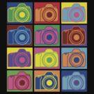 Warhol Cameras by uncmfrtbleyeti