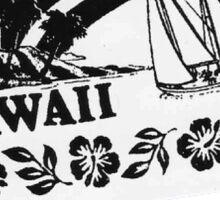 BRANDY MELVILLE HAWAII STICKER Sticker
