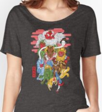 Monster Parade Women's Relaxed Fit T-Shirt