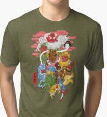 Monster Parade Tri-blend T-Shirt