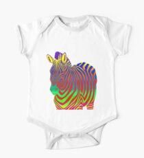 Psychedelic Zebra Kids Clothes