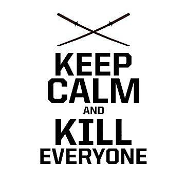 Kill Bill by whitedesigner