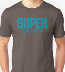 Super Grafx Logo T-Shirt