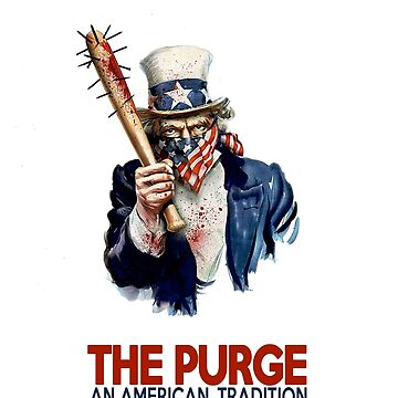 the Purge by whitedesigner