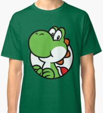 Yoshi Hello Classic T-Shirt